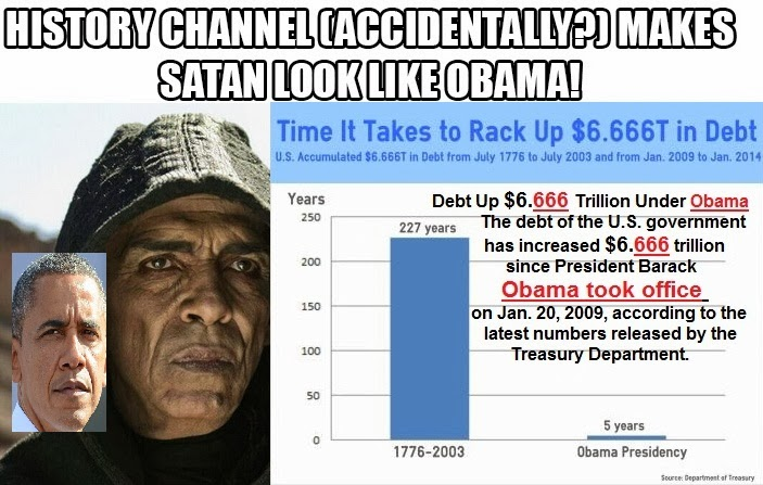 Proof obama is the antichrist