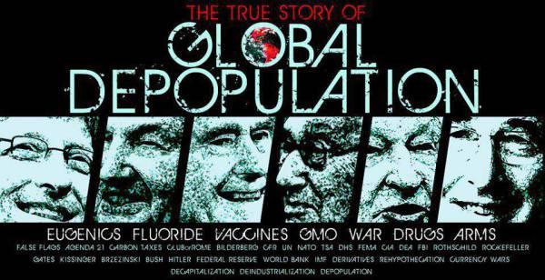 Global Depopulation Plans